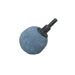 Grey Round Airstone 40mm