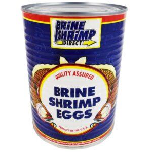 Brine Shrimp Eggs 454g Tin