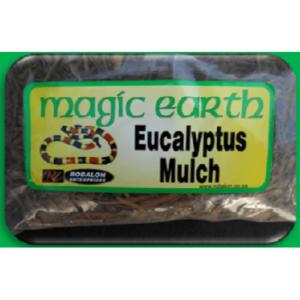 Magic Earth Eucalyptus Mulch 2 litre