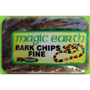 R3012 Robalon Magic Earth Bark Chips Fine 2 litre