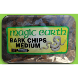 Magic Earth Bark Chips Medium Rebel Pets