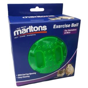 Marltons dwarf hamster ball Rebel Pets