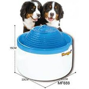 DB4008 Fountain Pet Water Feeder at Rebel Pets