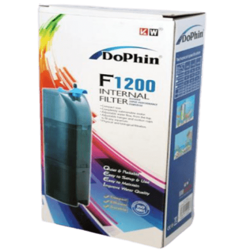 IF0861 DOPHIN Internal Filter F-1200 at Rebel Pets