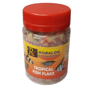 A5110 Robalon Tropical Fish Flake at Rebel Pets