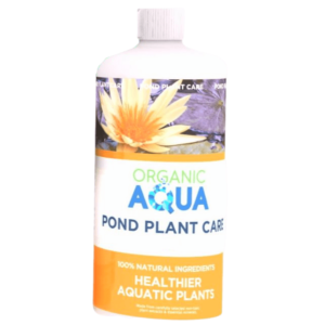 PPC02 Organic Aqua POND PLANT CARE at Rebel Pets