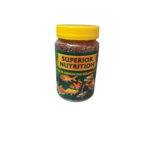 Superior Nutrition Colour Enhancing Goldfish Food
