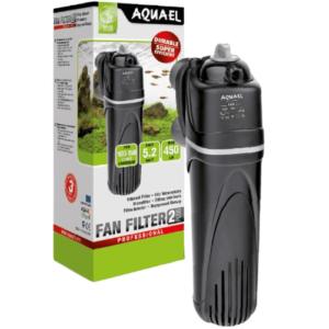 102369 Aquael Fan Filter 2 Plus at Rebel Pets