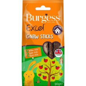 Burgess Excel Gnaw Sticks 90g at Rebel Pets