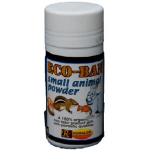 H1880 ECO-BAN Sm Animal Powder at Rebel Pets