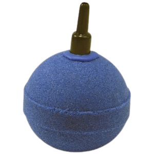 Round Ball Airstone 50mm at Rebel Pets