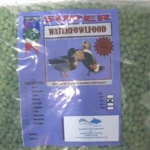 Super Waterfowl Food 2kg at Rebel Pets